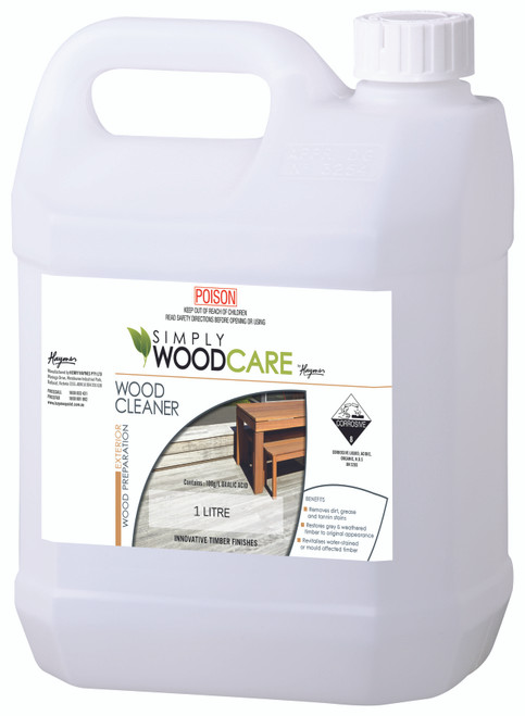 HAYMES S/W WOOD CLEANER 1 litre