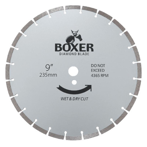 "Blade Diamond 9"" (230mm) Boxer Austsaw"