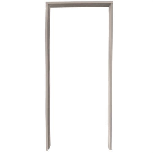 MDF Primed Door Jamb 110x18x2040 Hinged & Latched
