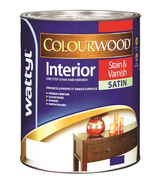Stain&Varn Satin Walnut 500ml