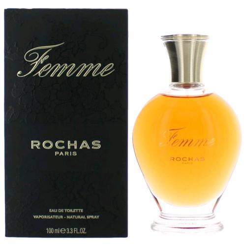 FEMME ROCHAS 3.3 EAU DE TOILETTE SPRAY