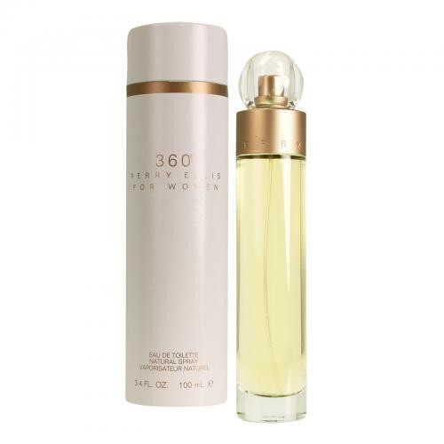 360 3.4 EAU DE TOILETTE SPRAY FOR WOMEN