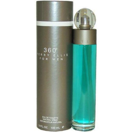 360 3.4 EAU DE TOILETTE SPRAY FOR MEN