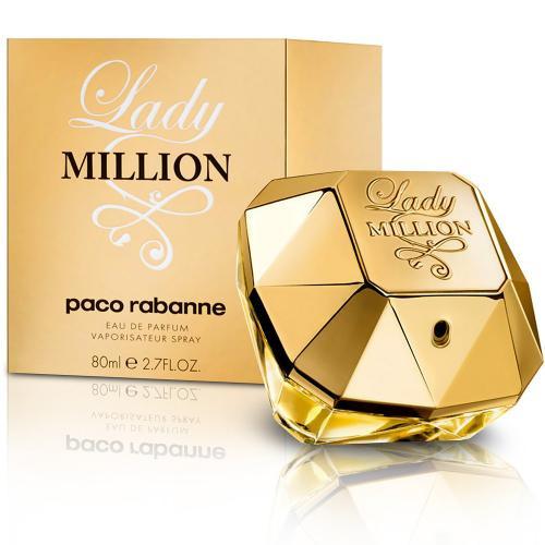 PACO LADY MILLION 2.7 EAU DE PARFUM SPRAY