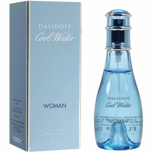 COOLWATER 1.7 EAU DE TOILETTE SPRAY FOR WOMEN