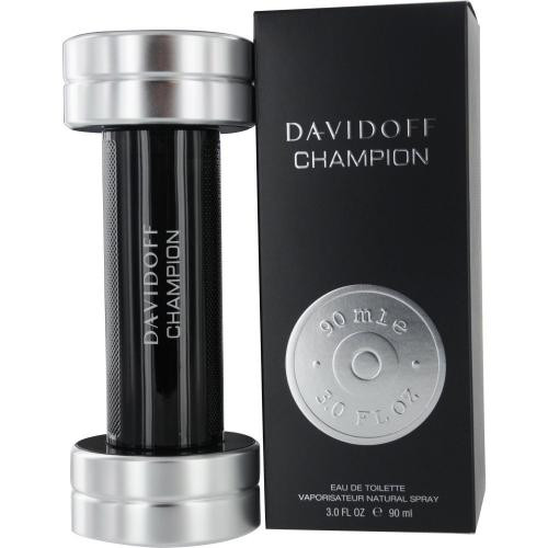 DAVIDOFF CHAMPION 3 OZ EAU DE TOILETTE SPRAY FOR MEN