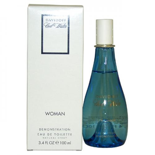 COOLWATER TESTER 3.4 EAU DE TOILETTE SPRAY FOR WOMEN