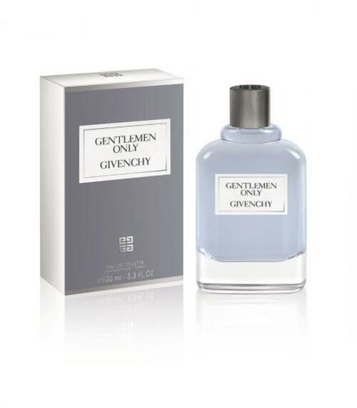 GIVENCHY GENTLEMEN ONLY 3.3 EAU DE TOILETTE SPRAY