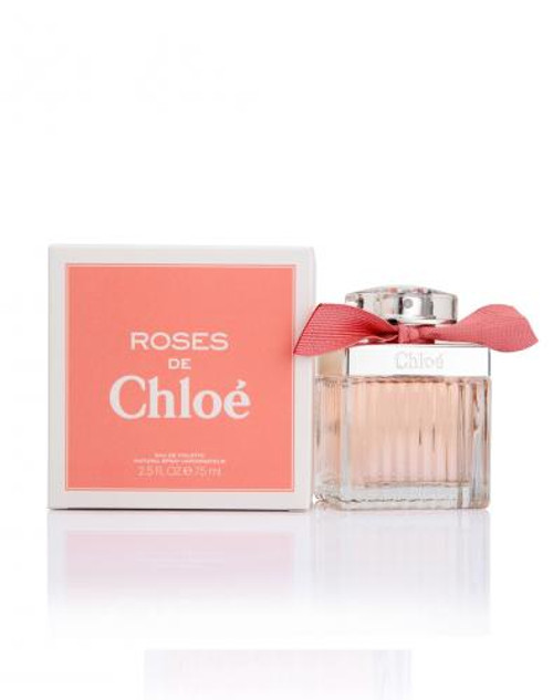CHLOE ROSES 2.5 EAU DE TOILETTE SPRAY FOR WOMEN
