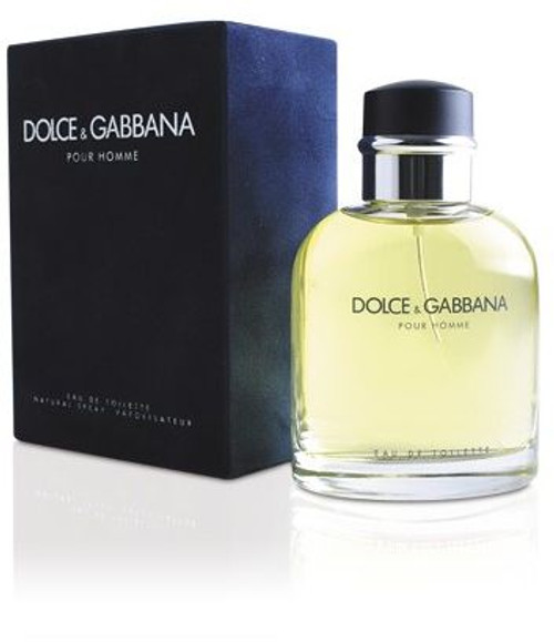 DOLCE & GABBANA 6.7 EAU DE TOILETTE SPRAY FOR MEN