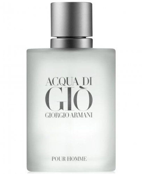 ACQUA DI GIO TESTER 3.4 EAU DE TOILETTE SPRAY FOR MEN