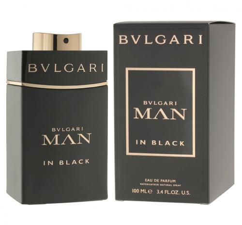 BVLGARI MAN IN BLACK 3.4 EAU DE PARFUM SPRAY FOR MEN
