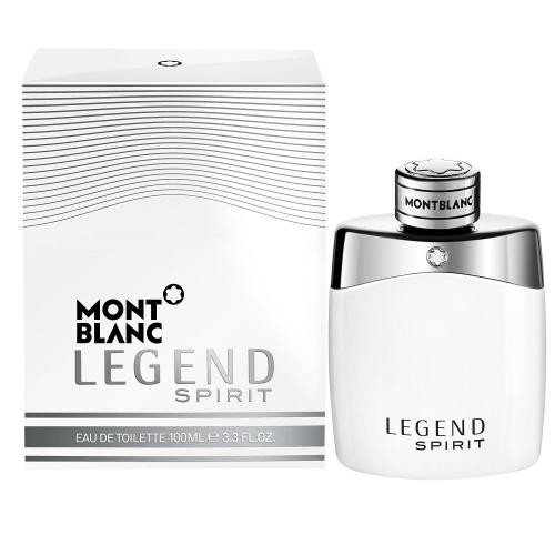 MONT BLANC LEGEND SPIRIT 3.3 EDT SP FOR MEN