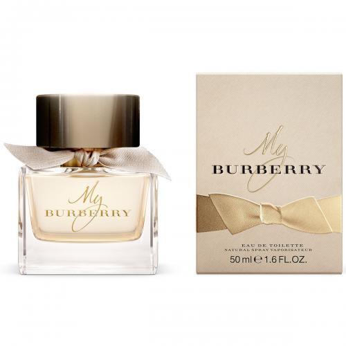 BURBERRY MY BURBERRY 1.6 EAU DE TOILETTE SPRAY