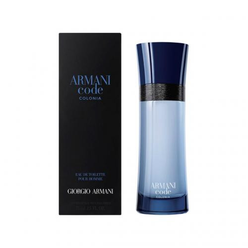 ARMANI CODE COLONIA 2.5 EAU DE TOILETTE SPRAY FOR MEN