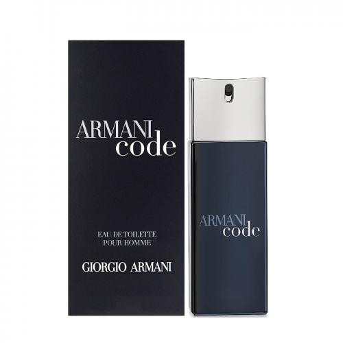 ARMANI CODE 0.5 OZ EAU DE TOILETTE SPRAY FOR MEN