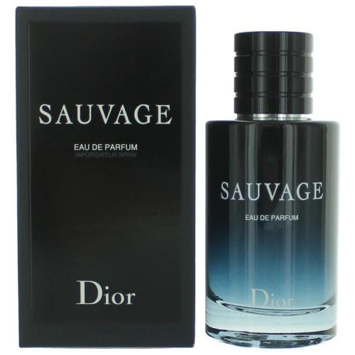 SAUVAGE 2 OZ EAU DE PARFUM SPRAY FOR MEN
