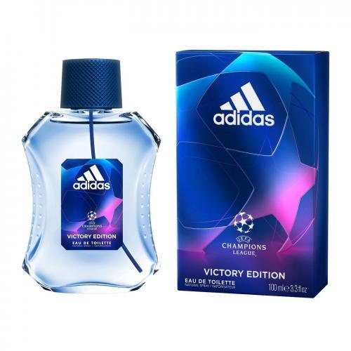 ADIDAS UEFA CHAMPIONS LEAGUE 3.4 EAU DE TOILETTE SPRAY (VICTORY EDITION)
