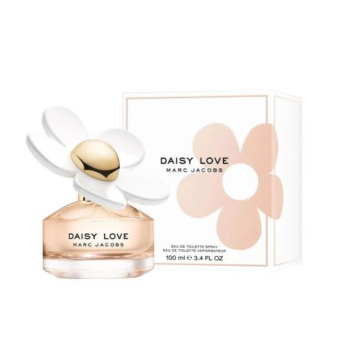 MARC JACOBS DAISY LOVE 3.4 EAU DE TOILETTE SPRAY