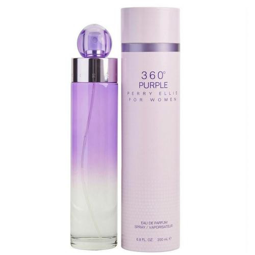 360 PURPLE 6.8 EAU DE PARFUM SPRAY FOR WOMEN