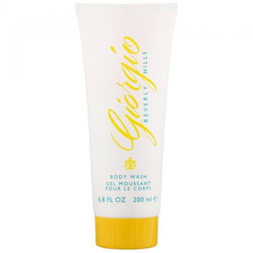 GIORGIO YELLOW 6.8 BODY WASH