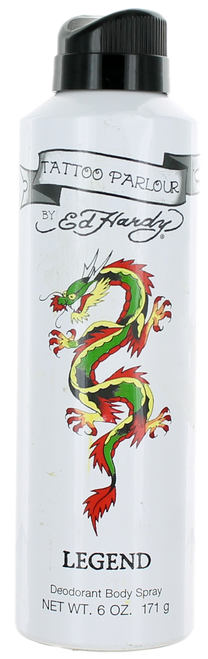 ED HARDY LEGEND 6 OZ BODY SPRAY FOR MEN