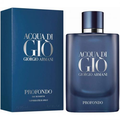 ACQUA DI GIO PROFONDO 4.2 EAU DE PARFUM SPRAY FOR MEN