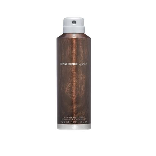 KENNETH COLE SIGNATURE 6 OZ ALL OVER BODY SPRAY