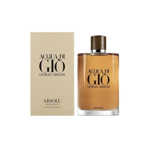 ACQUA DI GIO ABSOLU 6.7 EAU DE PARFUM SPRAY FOR MEN
