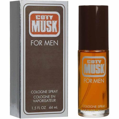 Coty Musk Cologne Spray 1.5 oz for Men