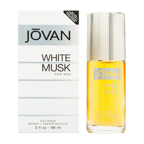Jovan White Musk by Jovan for Men - 3 Ounce EDC Spray…