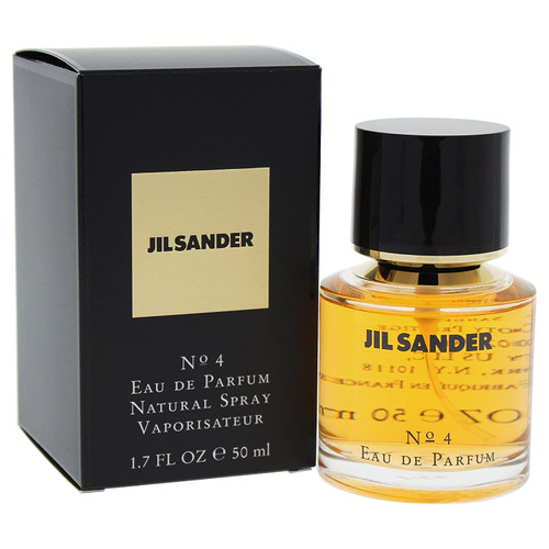 Jil Sander #4 By Jil Sander For Women. EDP Spray 1.7 Ounces…