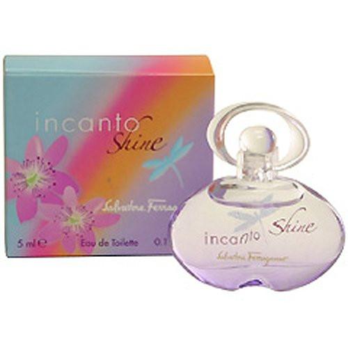 INCANTO SHINE by Salvator Ferragamo 0.17 oz for Women Mini