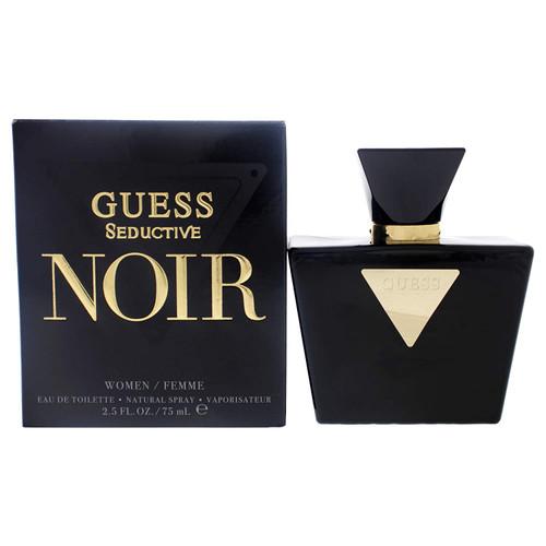 Guess Seductive Noir by Guess Eau De Toilette  (EDT) Spray 2.5 oz for Women