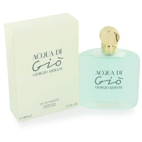 ACQUA DI GIO 3.4 EAU DE TOILETTE SPRAY FOR WOMEN
