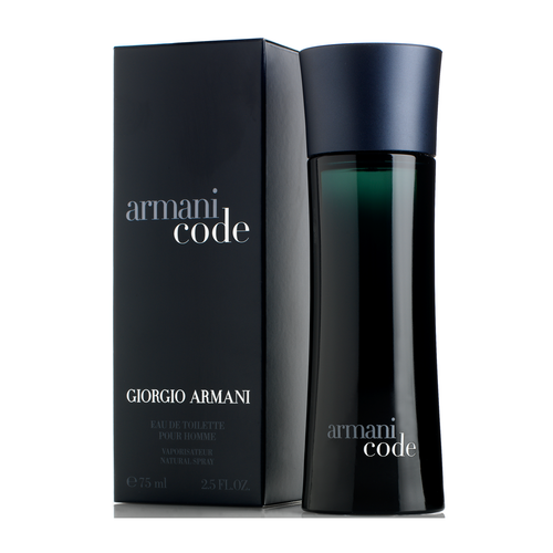 ARMANI CODE 2.5 EAU DE TOILETTE SPRAY FOR MEN