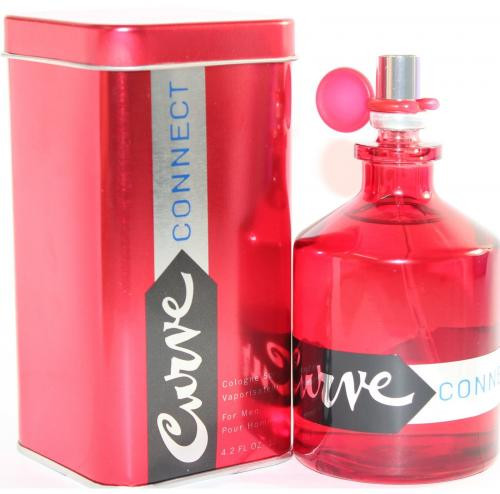 CURVE CONNECT 4.2 COLOGNE SPRAY FOR MEN