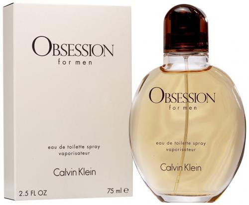 OBSESSION 2.5 EAU DE TOILETTE SPRAY FOR MEN