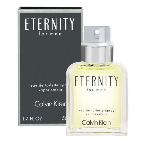 ETERNITY 1.7 EAU DE TOILETTE SPRAY FOR MEN