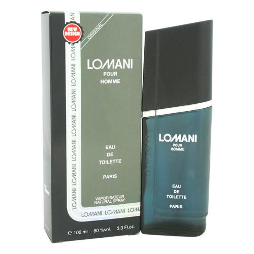 LOMANI 3.4 EAU DE TOILETTE SPRAY FOR MEN