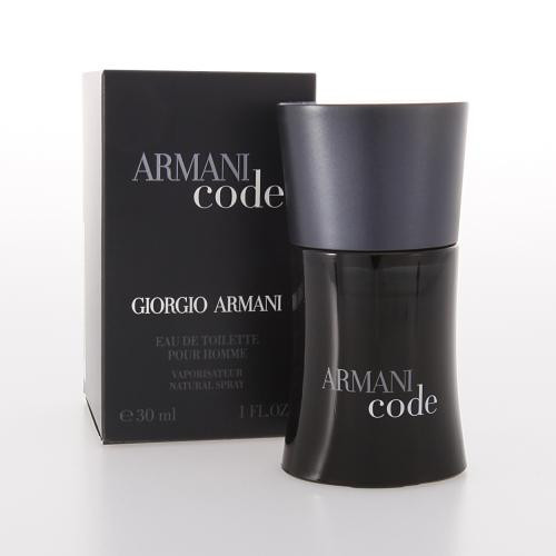 ARMANI CODE 1 OZ EAU DE TOILETTE SPRAY FOR MEN