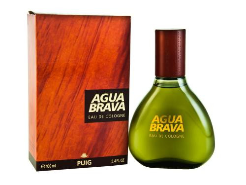 AGUA BRAVA 3.4 EAU DE COLOGNE SPRAY