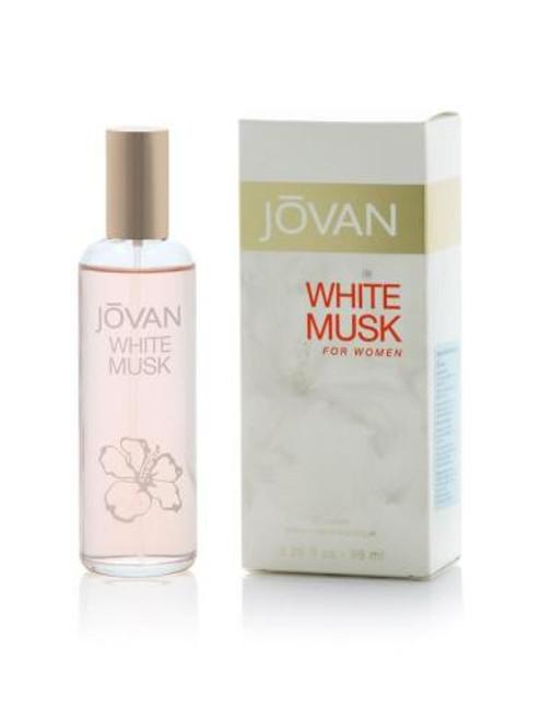 JOVAN WHITE MUSK 3 OZ COLOGNE SPRAY FOR WOMEN