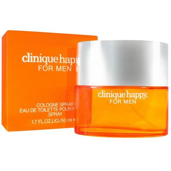 CLINIQUE HAPPY 1.7 COLOGNE SPRAY FOR MEN