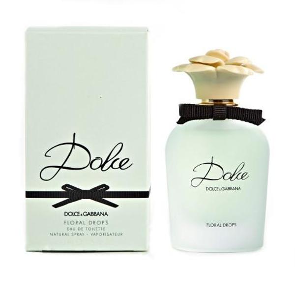 DOLCE & GABBANA DOLCE FLORAL DROPS 1.6 EAU DE TOILETTE SPRAY
