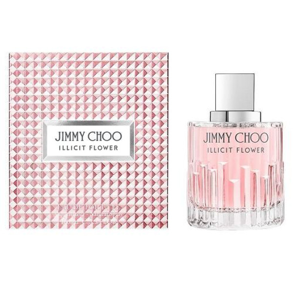 JIMMY CHOO ILLICIT FLOWER 3.3 EDT SP