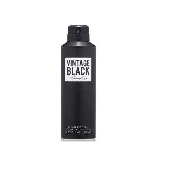 KENNETH COLE VINTAGE BLACK 6 OZ ALL OVER BODY SPRAY
