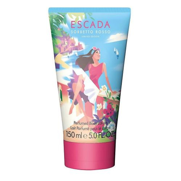 ESCADA SORBETTO ROSSO 5 OZ BODY LOTION
