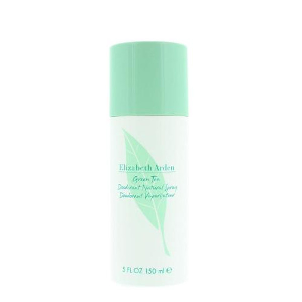 GREEN TEA 5 OZ DEODORANT SPRAY