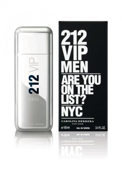 212 VIP 3.4 EAU DE TOILETTE SPRAY FOR MEN